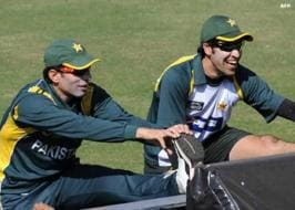 Misbah lone Post Graduate in Pakistan side