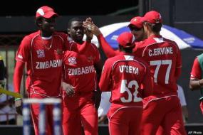 Zimbabwe seek to get back on their feet
