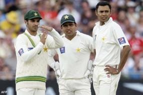No Decison Review System in Pak-SA series