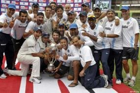 Team India strengthens position at top