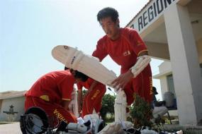 Asiad: China crush Malaysia by 55 runs