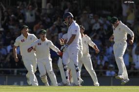 No need to panic, Vaughan says to England