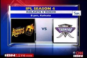 Preview: KKR face Kochi Tuskers