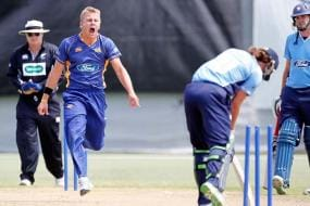 NZ domestic: Wagner takes 5 wkts in 1 over