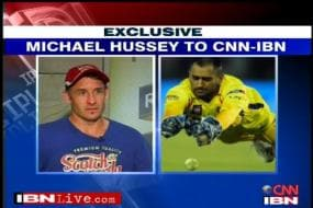 We're upset after losing to KKR: Hussey