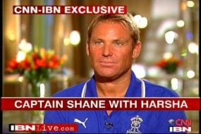 Exclusive: In conversation with Shane Warne