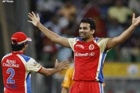Zaheer pumped up before the IPL final
