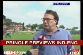 Eng-Ind series will live upto hype: Pringle