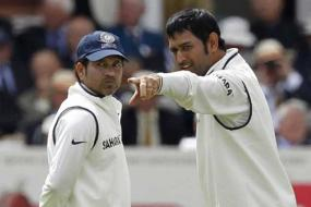 Dhoni blames illness for Sachin's Lord's lows