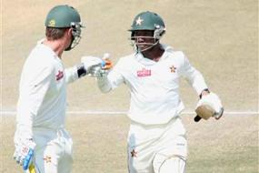 Zimbabwe return to Test cricket with a win