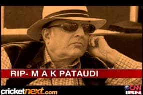 Cricket fraternity pays tribute to Nawab Pataudi