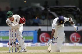 Australia in command against SL, lead by 283