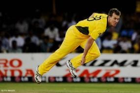 Brett Lee ruled out of SA T20s and ODIs