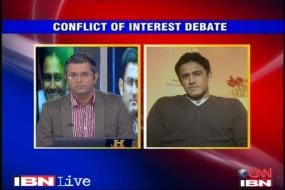 Kumble clears air on conflict of interest row