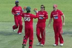Zim chase down 328 to beat New Zealand