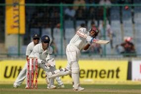 1st Test: Chanderpaul guides WI to 256/5