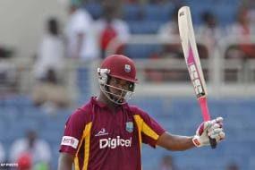 Darren Bravo ruled out of Indore ODI