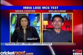 Indian batting came up short: Bhogle