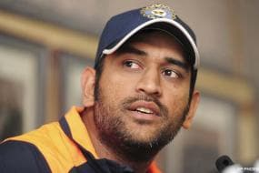 'Dhoni set the tone for India's slide'
