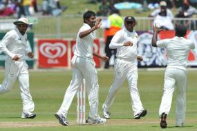 South Africa collapse puts Sri Lanka on top