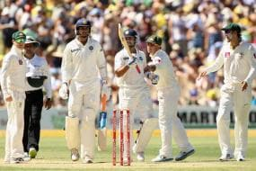On-field exchange part of the game: Ganguly
