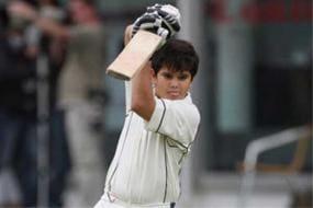 Tendulkar Jr plays a match-winning knock