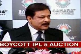 Roy says Sahara open to talks with BCCI