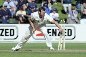 1st Test: NZ lead South Africa by 5 runs