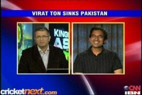 Kohli shines as India crush Pakistan