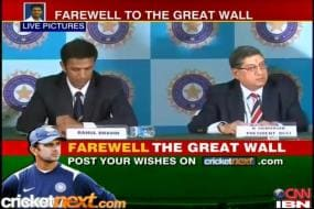 Proud to be part of a great team: Dravid