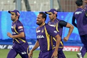 KKR hint at some changes against KXIP