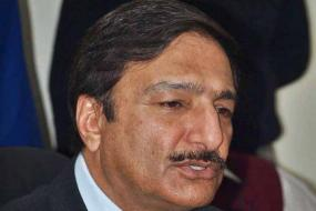 PCB boss positive about Indo-Pak ties