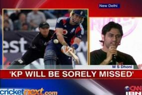Kevin Pietersen will be sorely missed: Dhoni