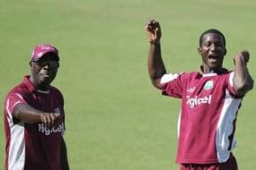 West Indies face stern English 'Test'