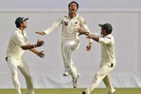 3rd Test: Pakistan hit back after making 226