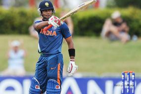 Has Unmukt Chand made it large?