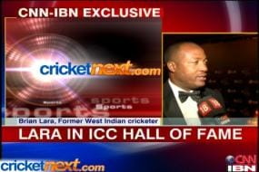 Sachin knows best on retirement: Lara
