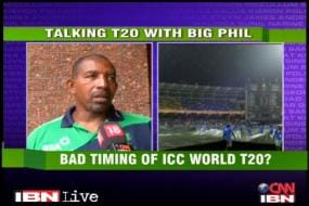 Phil Simmons blames timing of World T20