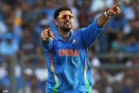Yuvraj Singh re-enters ICC T20 rankings
