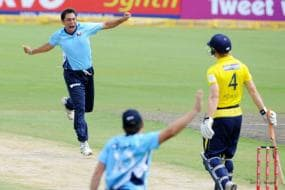 CLT20, Hampshire vs Auckland: as it happened