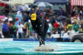 Duleep Trophy: First day's play washed out