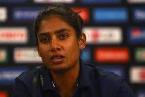 Mithali placed three in ICC women's ranking