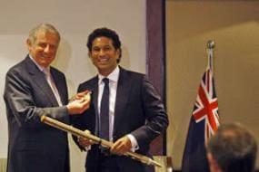 Sachin Tendulkar gets the Order of Australia