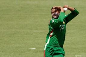 Shakib ruled out of first two ODIs against WI