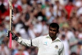 Tamim Iqbal fit to play second Test