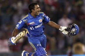Rayudu replaces injured Tiwary in India's T20 squad