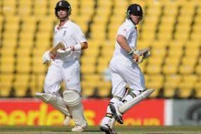 4th Test ends in a draw, England win series 2-1