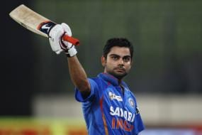 Kohli bags top honours at CEAT Cricket Awards