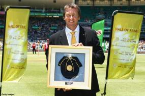 Glenn McGrath inducted into ICC Hall of Fame