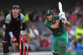 South Africa retain Du Plessis as T20 captain